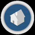icona Per la locazione e la proprietà immobiliare